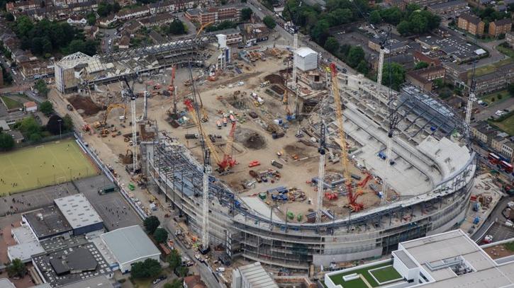 New White Hart Lane