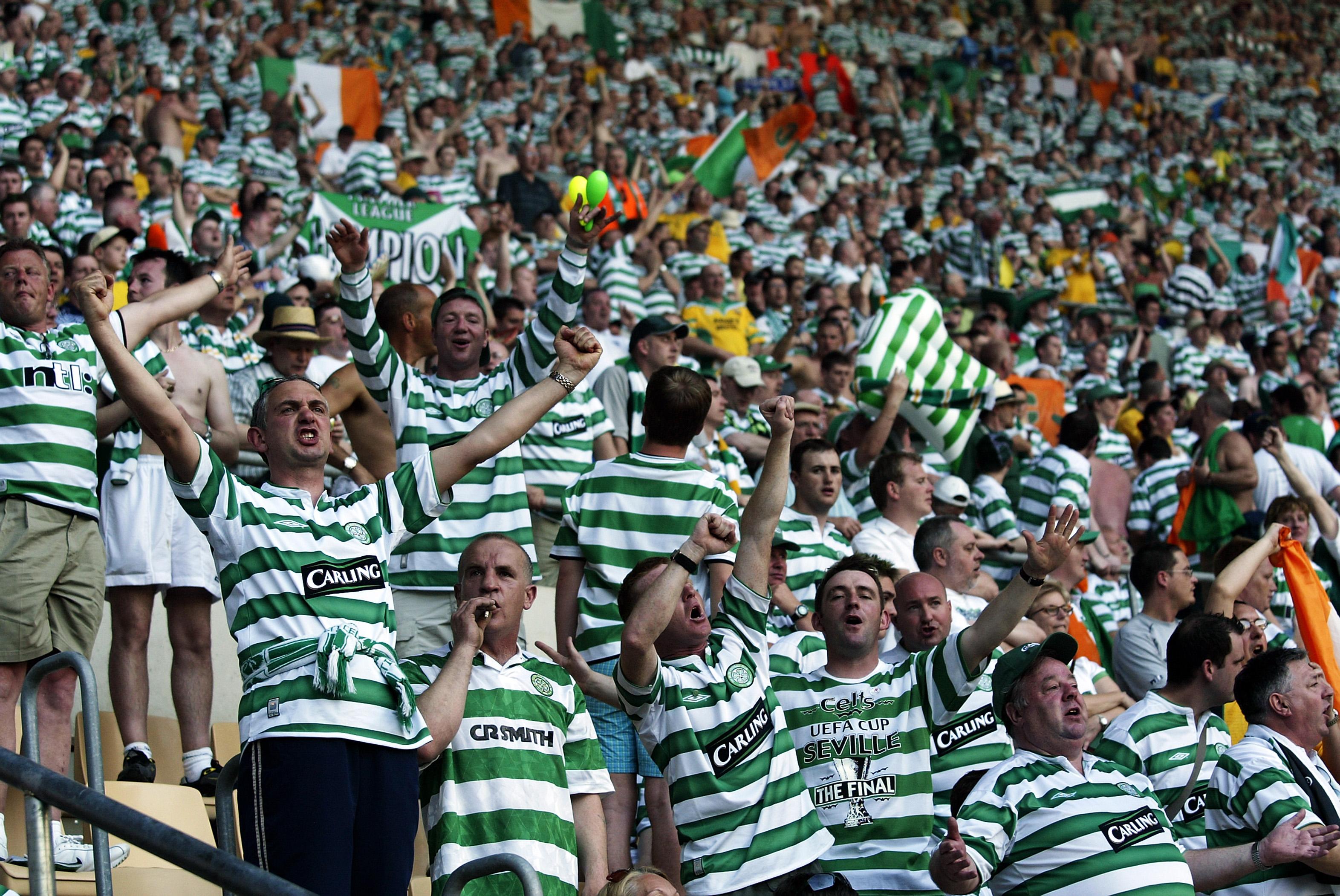 Porto Celtic Uefa Cup 2003