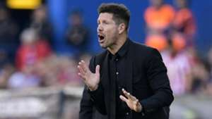 Diego Simeone Atletico Madrid Eibar La Liga