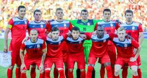 Kyrgyz Republic football team