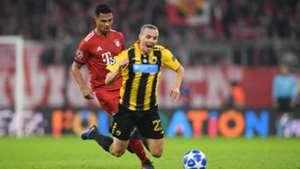 Serge Gnabry FC Bayern München Champions League 07112018