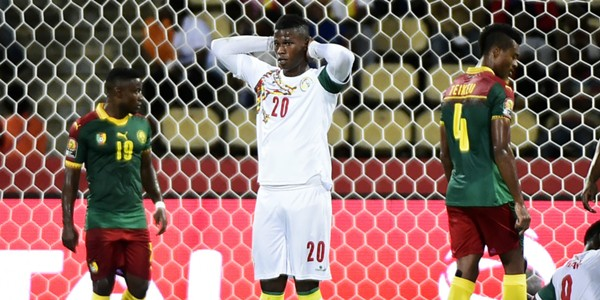 Keita Balde Senegal Cameroon