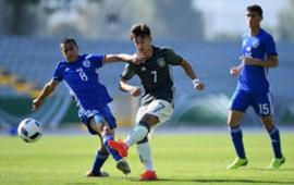 Nicolas Kuehn Ilay Elmies Germany Israel U17