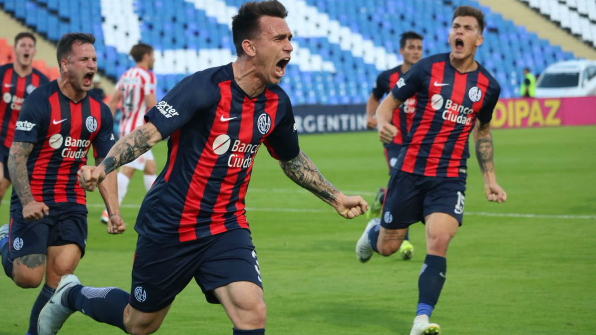 Estudiantes San Lorenzo Copa Argentina 03102018
