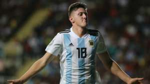 Adolfo Gaich Argentina Venezuela Sudamericano Sub 20 04022019
