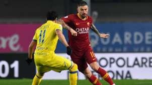 Aleksandr Kolarov Leris Chievo Roma Serie A