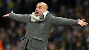 Pep Guardiola Manchester City Schalke 120319