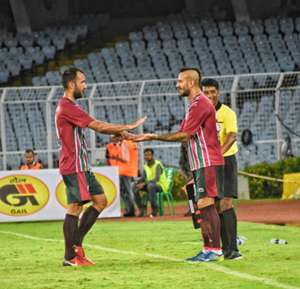 CFL 2019: Drab Mohun Bagan play out 1-1 draw with Calcutta Customs