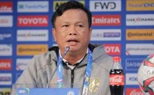 Sirisak Yodyadthai Thailand Asian Cup