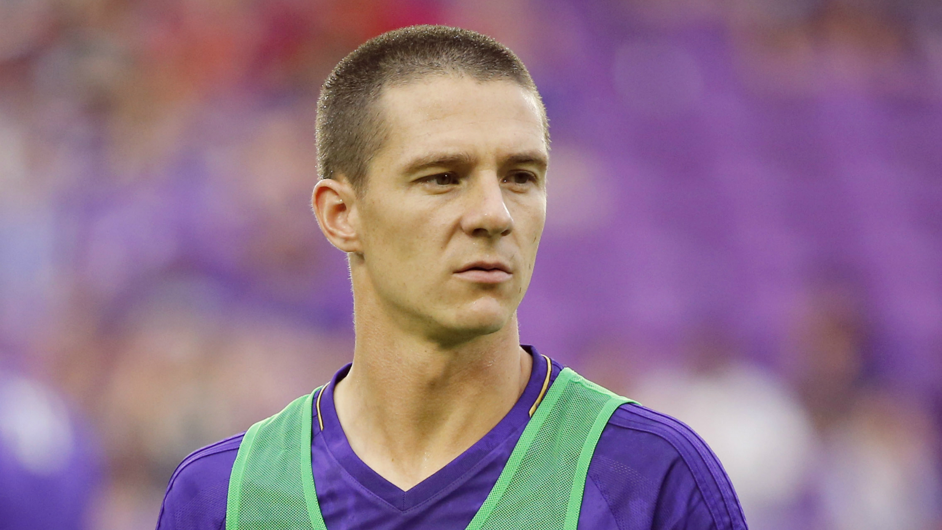 Orlando's Johnson arrested for domestic battery, suspended by MLS