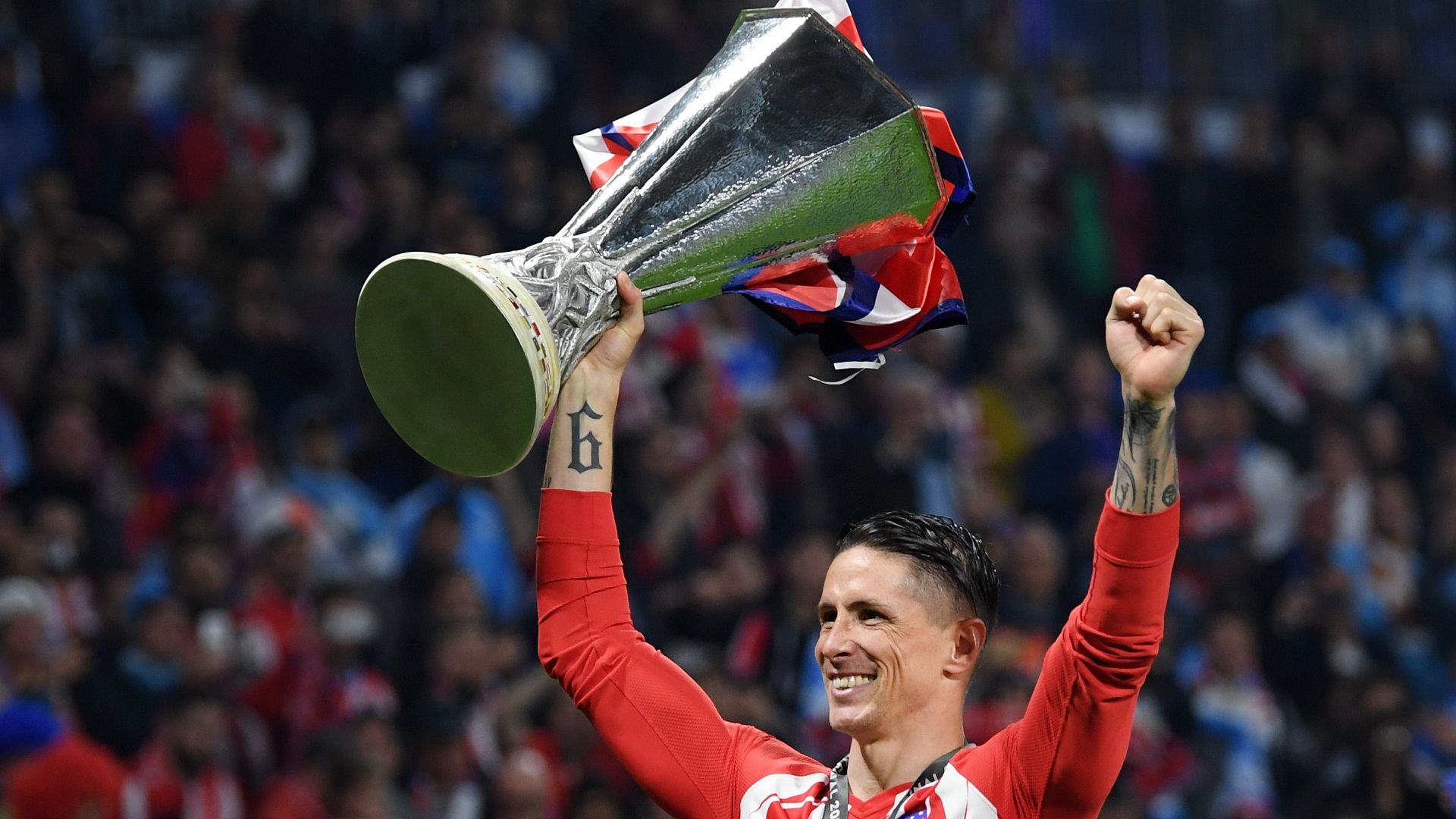 Fernando Torres Europa League 16052018