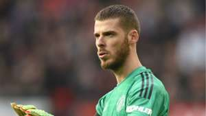 'Hopefully we can agree a new contact' - Solskjaer optimistic that Man Utd will re-sign De Gea