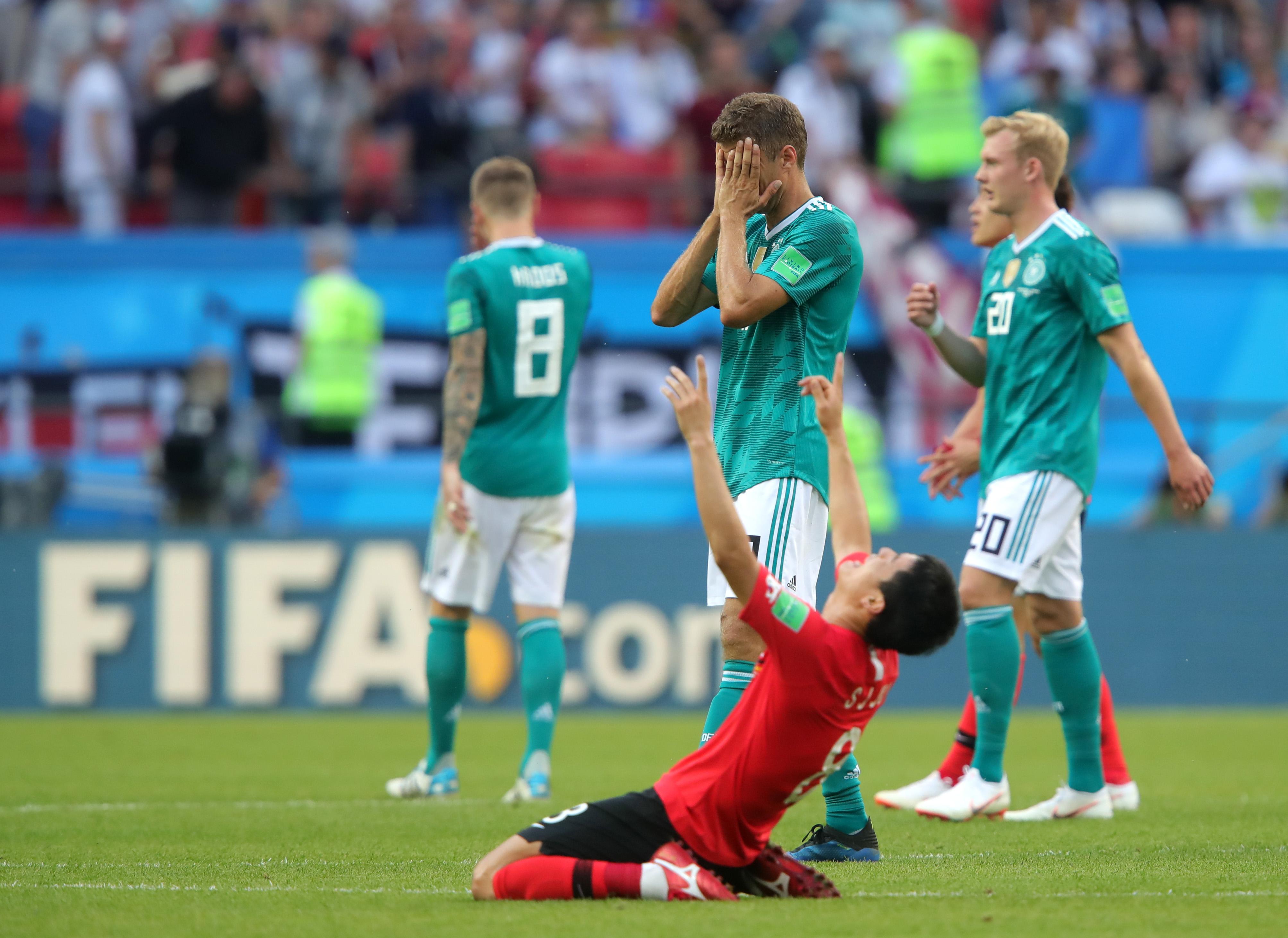 Korea Germany World Cup