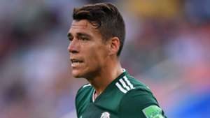 Hector Moreno Mexico World Cup 2018