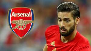 Yannick Carrasco Arsenal