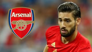 Yannick Carrasco Arsenal