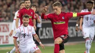 Nils Petersen SC Freiburg Bundesliga 04032018