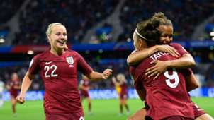 England Argentina Goal Celebration Womens World Cup 06142019