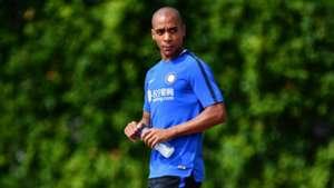 Joao Mario Inter training