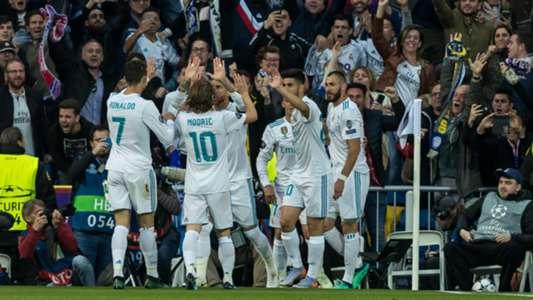 Real Madrid Bayern Munich UCL 01052018