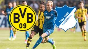 GFX Borussia Dortmund TSG 1899 Hoffenheim