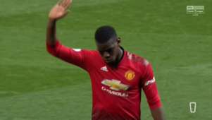 Manchester United 0-2 Manchester City Premier League Paul Pogba
