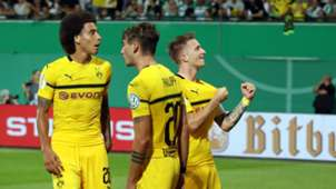 ONLY GERMANY Axel Witsel Marco Reus BVB Borussia Dortmund DFB-Pokal 20082018