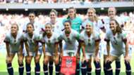 USWNT Chile Women's World Cup