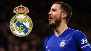 Eden Hazard Real Madrid GFX