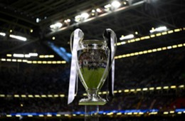 Champions League trophy 2