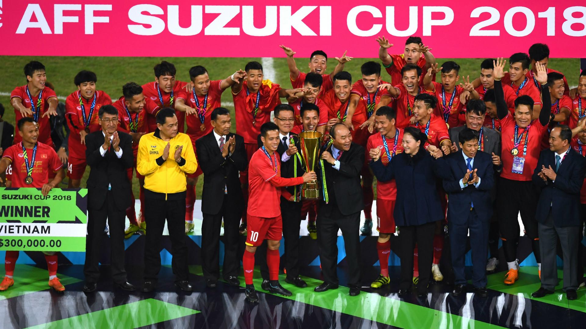Datuk Hamidin, 2018 AFF Suzuki Cup