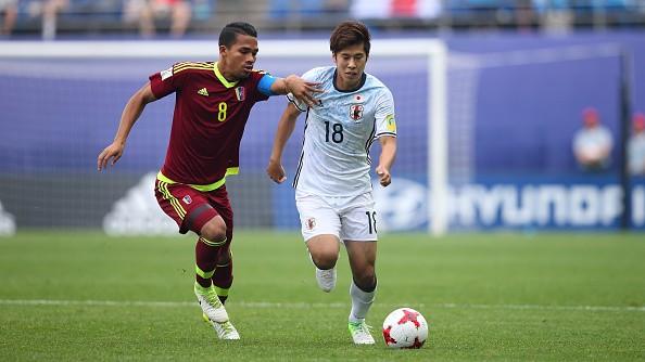 U20 Japan U20 Venezuela FIFA U-20 World Cup 2017