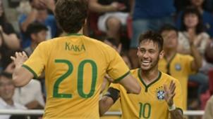 Kaka Neymar 2014