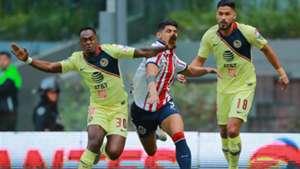 América vs Chivas Liga MX Apertura 2018