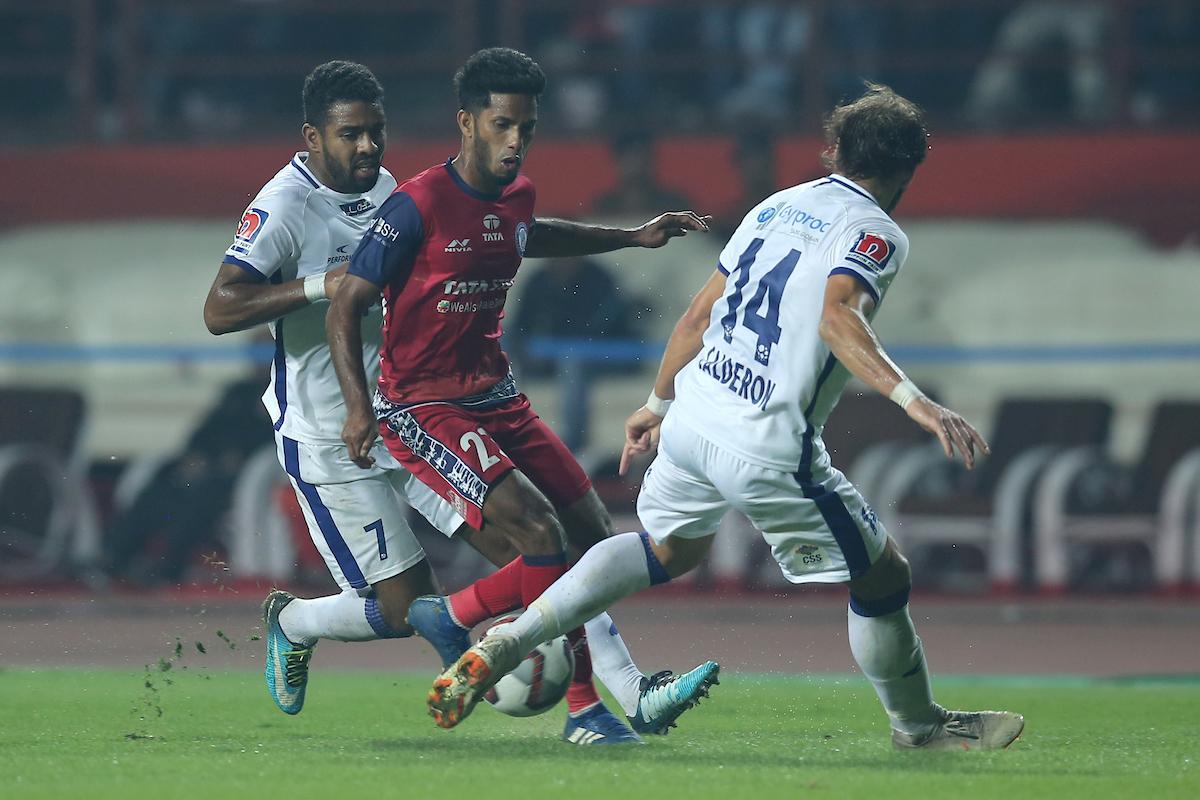 Soosairaj Jamshedpur vs Chennaiyin