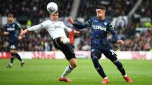 Mason Mount Derby Pablo Hernandez Leeds 2018-19