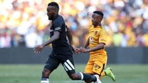 Orlando Pirates, Mpho Makola & Kaizer Chiefs, Hendrick Ekstein