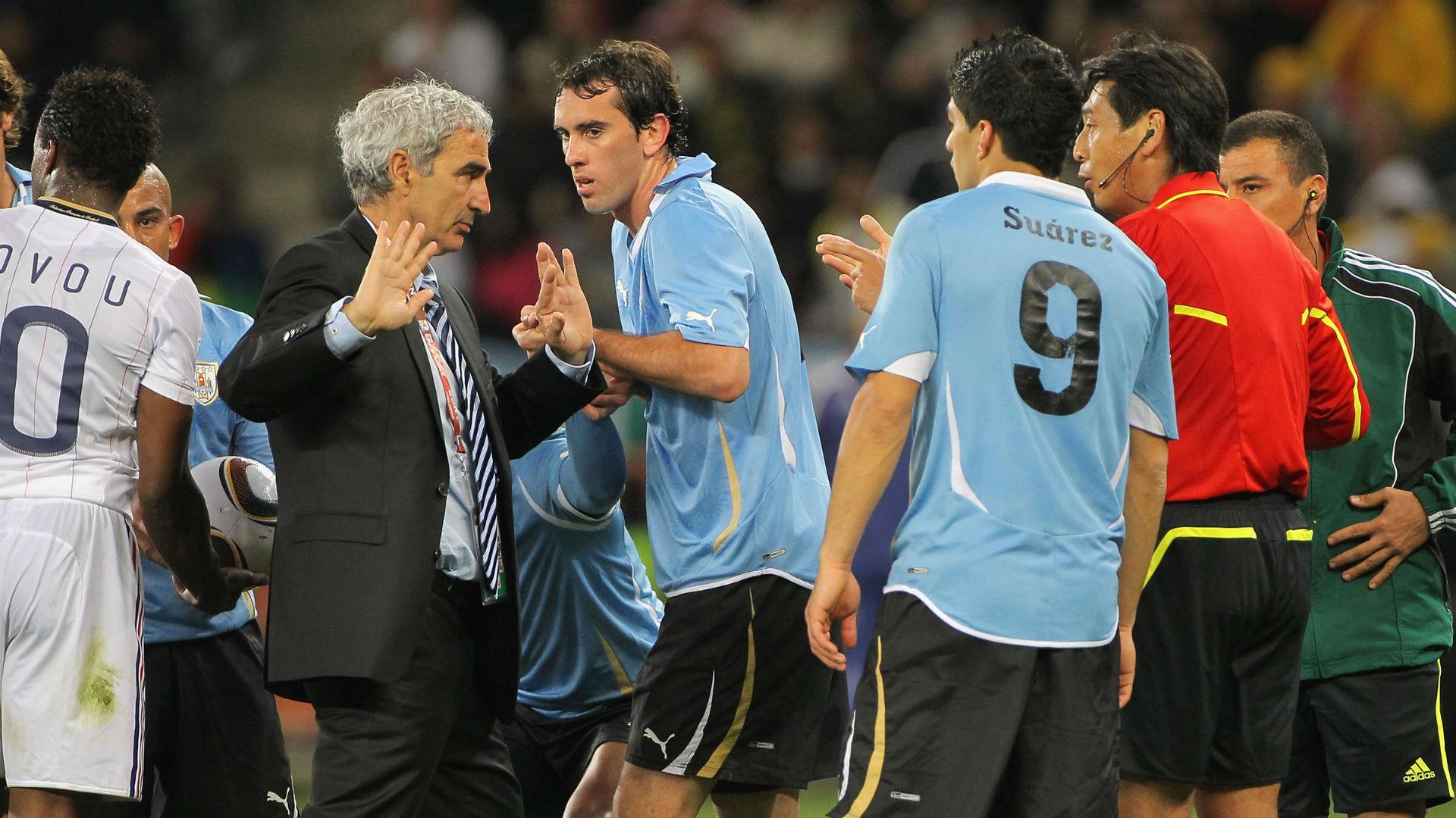 France Uruguay 2010