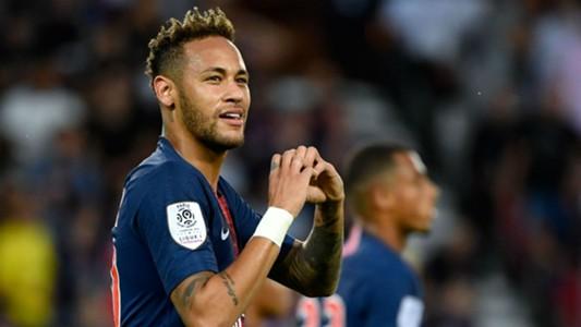 Neymar PSG Caen Ligue 1 12082018