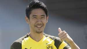Shinji Kagawa Borussia Dortmund 2018