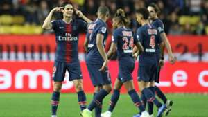 Edinson Cavani Monaco PSG Ligue 1 11112018