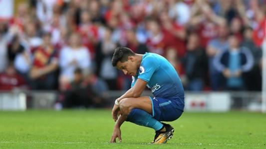 2017-08-30 Alexis Sanchez Arsenal