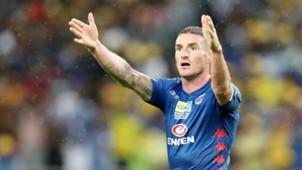 James Keene, SuperSport United, September 2018