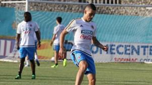 Mateus Uribe entreno Selección Colombia