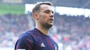 ONLY GERMANY Manuel Neuer FC Bayern 2019