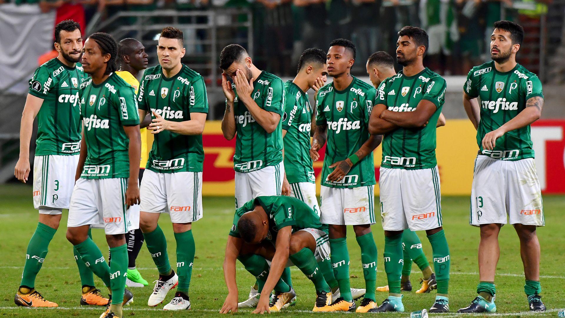 Palmeiras Barcelona-EQU Libertadores 09082017