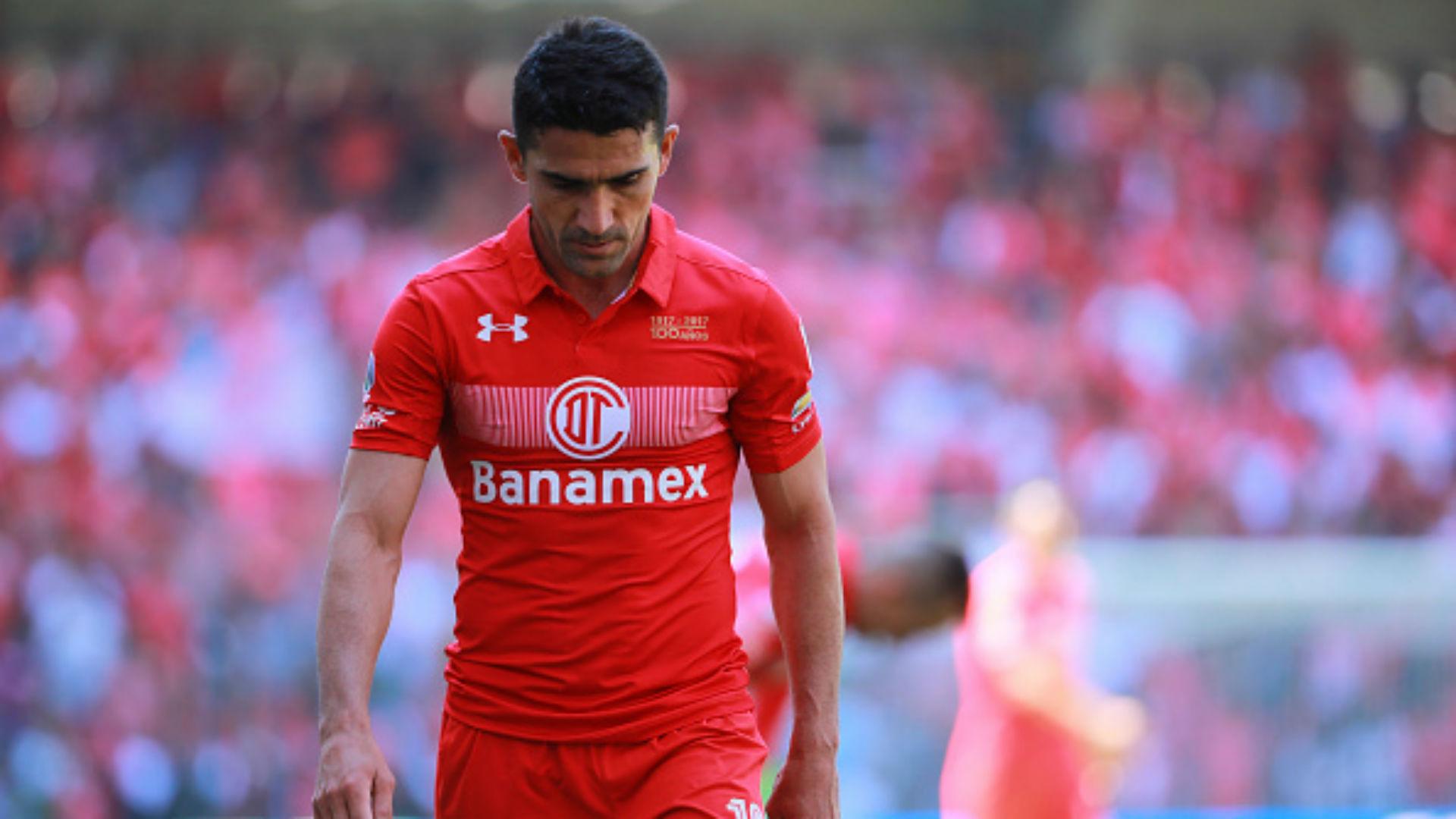 Liga MX Mexico Clausura 2017 Antonio Naelson Sinha Toluca