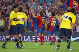 Gamper 2008 Barcelona Boca