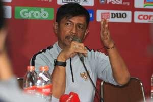 Indra Sjafri - Pelatih Timnas Indonesia U-22