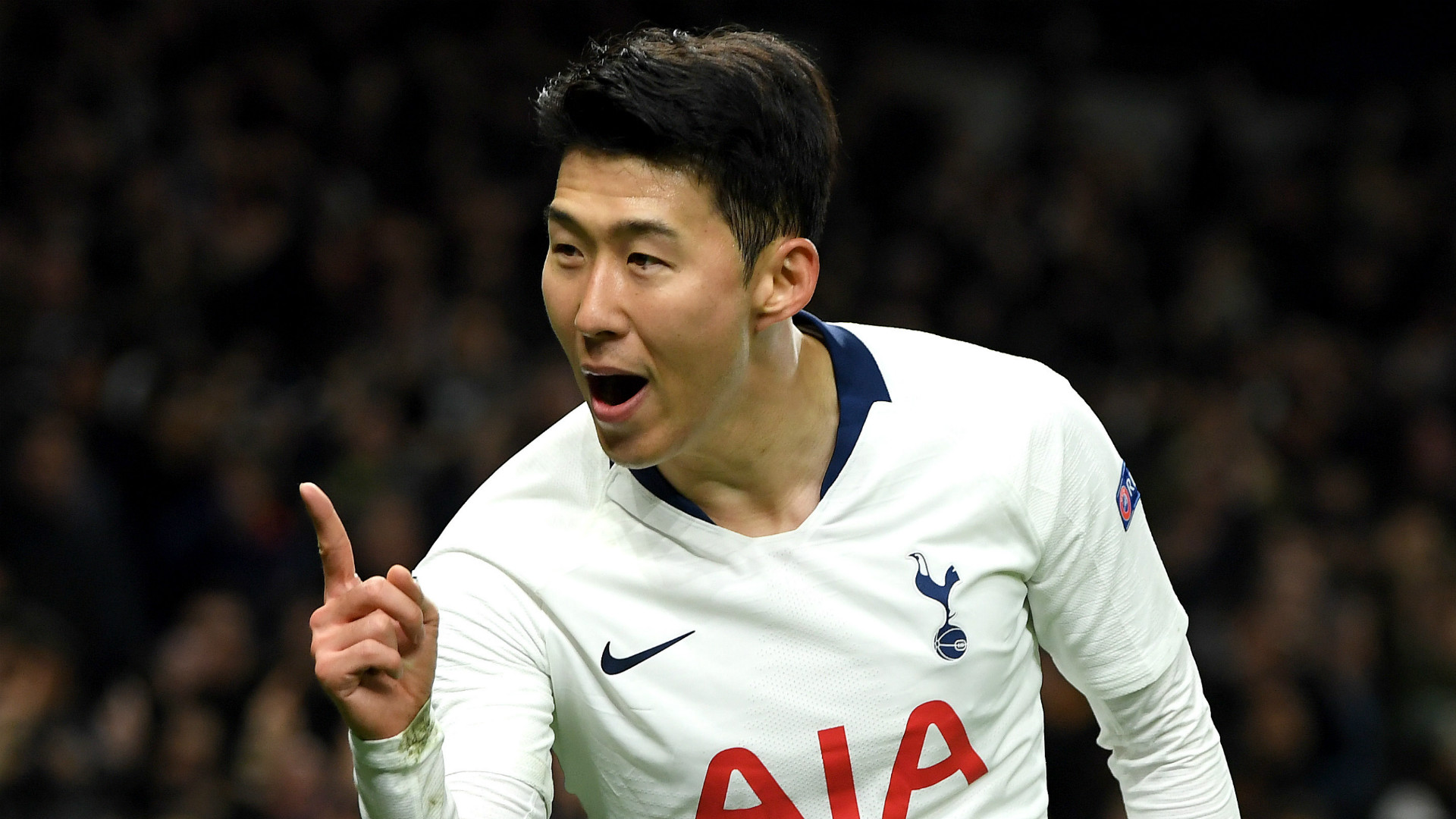 No Kane? No problem as Lucas Moura treble fires Spurs into third